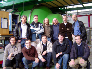 Picture ILIAS working group in
