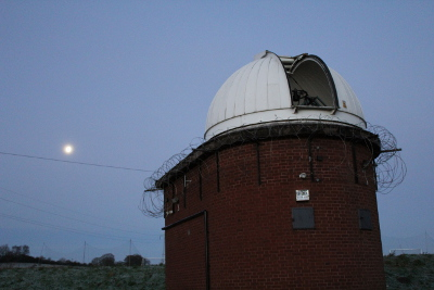 University of Birmingham Observatory. Image credit: Maggie Lieu