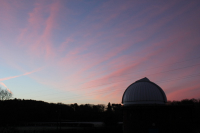 University of Birmingham Observatory Image credit: Maggie Lieu